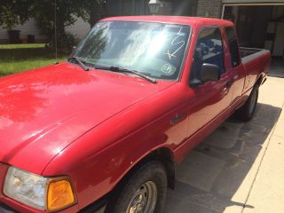 2003 Ford Ranger Xl. photo