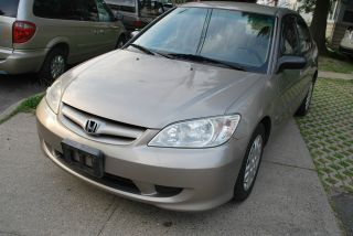 2005 Honda Civic Lx 4dr 83k photo