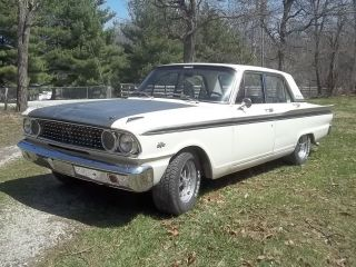 1963 Ford Fairlane 500 4.  7l photo
