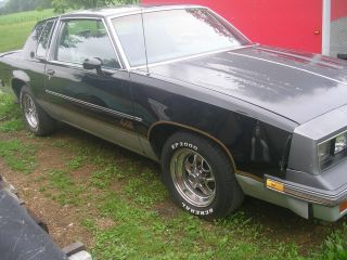 1986 Oldsmobile 442 photo