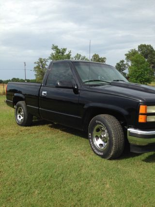 1997 Gmc Sierra Reg Cab Truck photo