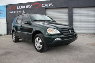 2004 Mercedes - Benz Ml350 Awd.  All Options Wow photo