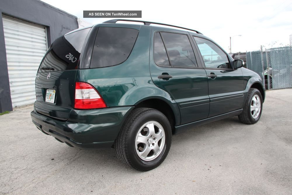 2004 mercedes benz ml350 awd all options wow. Black Bedroom Furniture Sets. Home Design Ideas