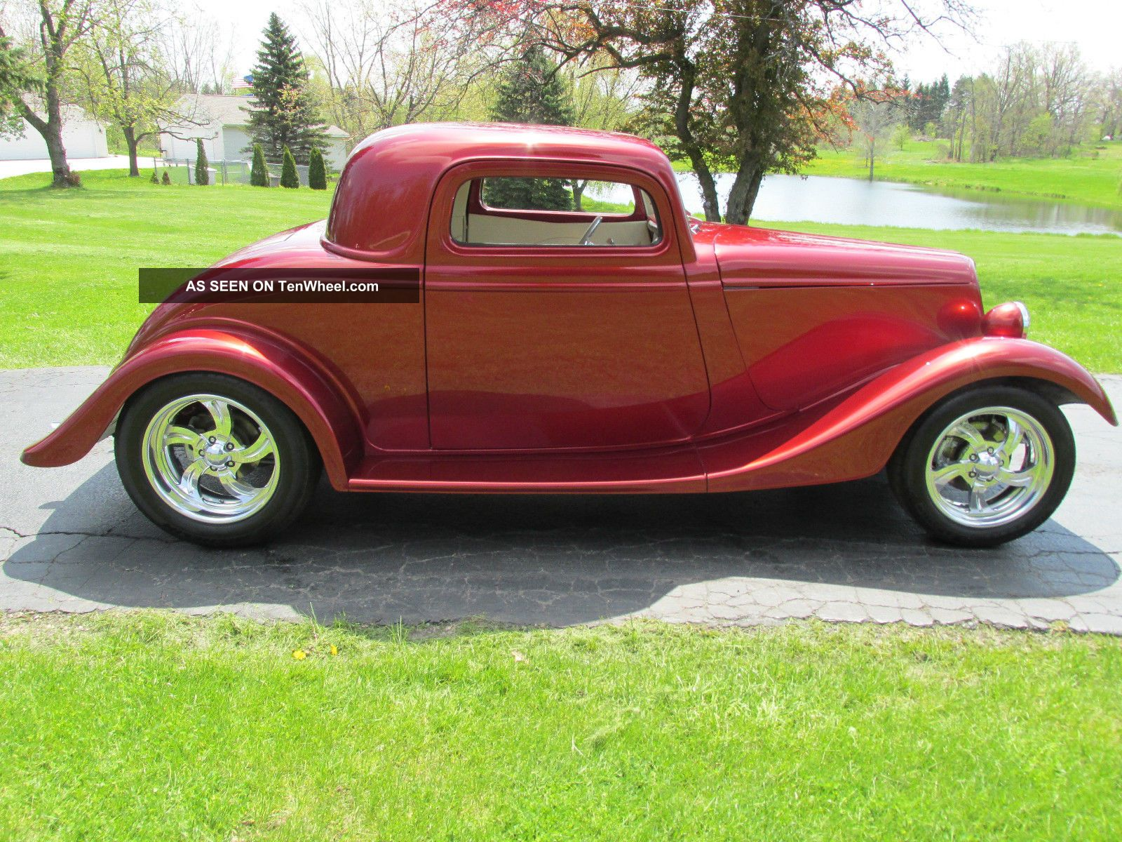 1934 ford 3 window coupe street rod for 1934 ford 3 window coupe custom