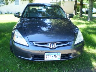 2004 Honda Accord Ex Sedan 4 - Door 3.  0l photo