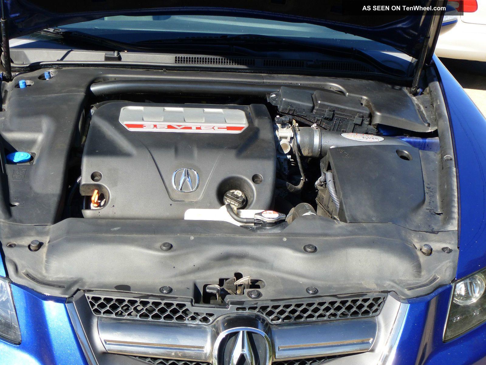 2007 Acura Tl Type S 4 Door 3 5l V6 6spd Manual