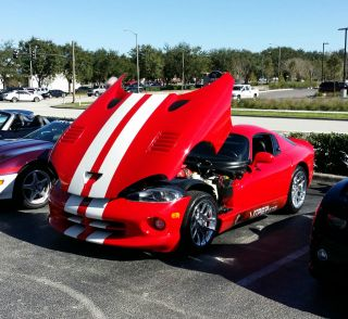 2002 Dodge Viper Gts Coupe (final Edition) photo