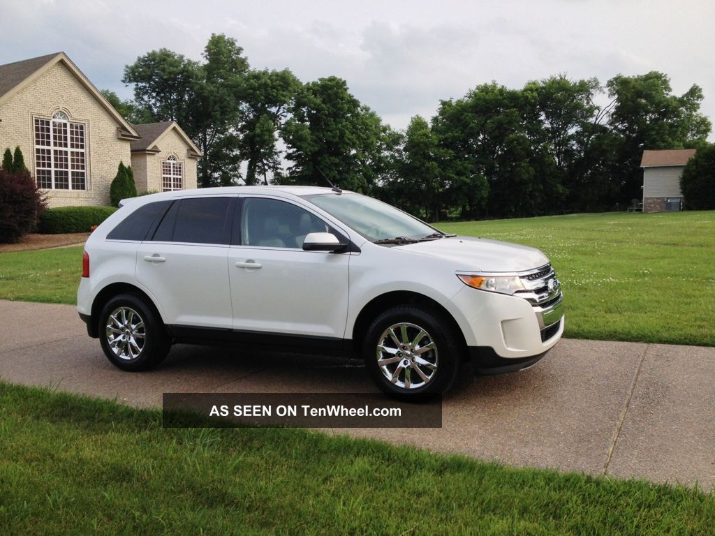 2013 Ford Edge Limited Back Up - Camera Edge photo