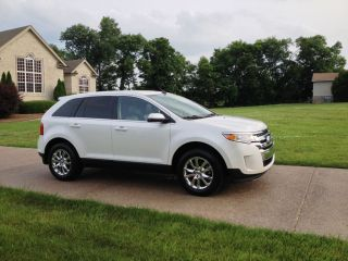2013 Ford Edge Limited Back Up - Camera photo