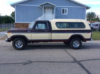 1979 Ford F350 Camper Special photo