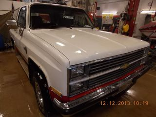 1984 Chevrolet Blazer K5 Silverado T1239261 photo