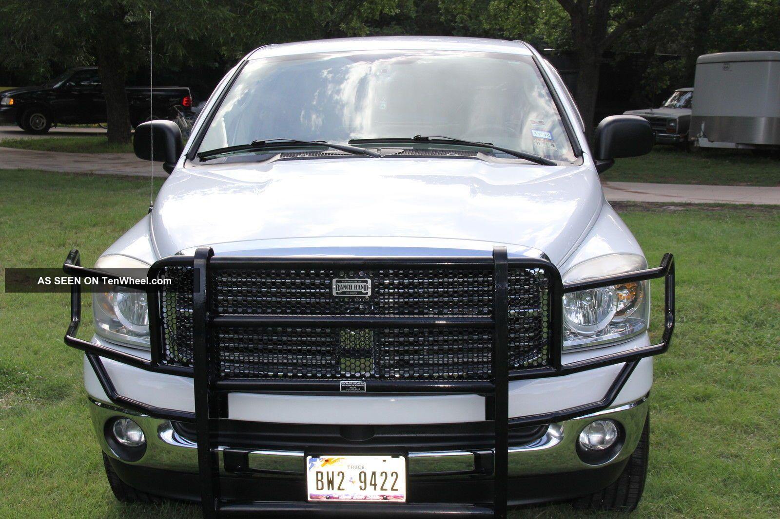 2007 dodge ram 1500 st crew cab pickup 4 door 4 7l. Black Bedroom Furniture Sets. Home Design Ideas