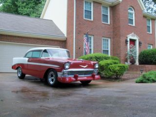 1956 Chevrolet 2 Dr.  Hardtop Bel Air (150 / 210) photo