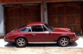 1969 Porsche 911t photo