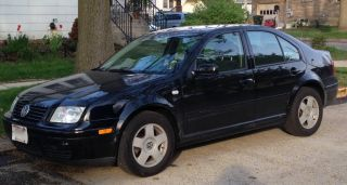 2002 Volkswagen Jetta Tdi Sedan 4 - Door 1.  9l photo