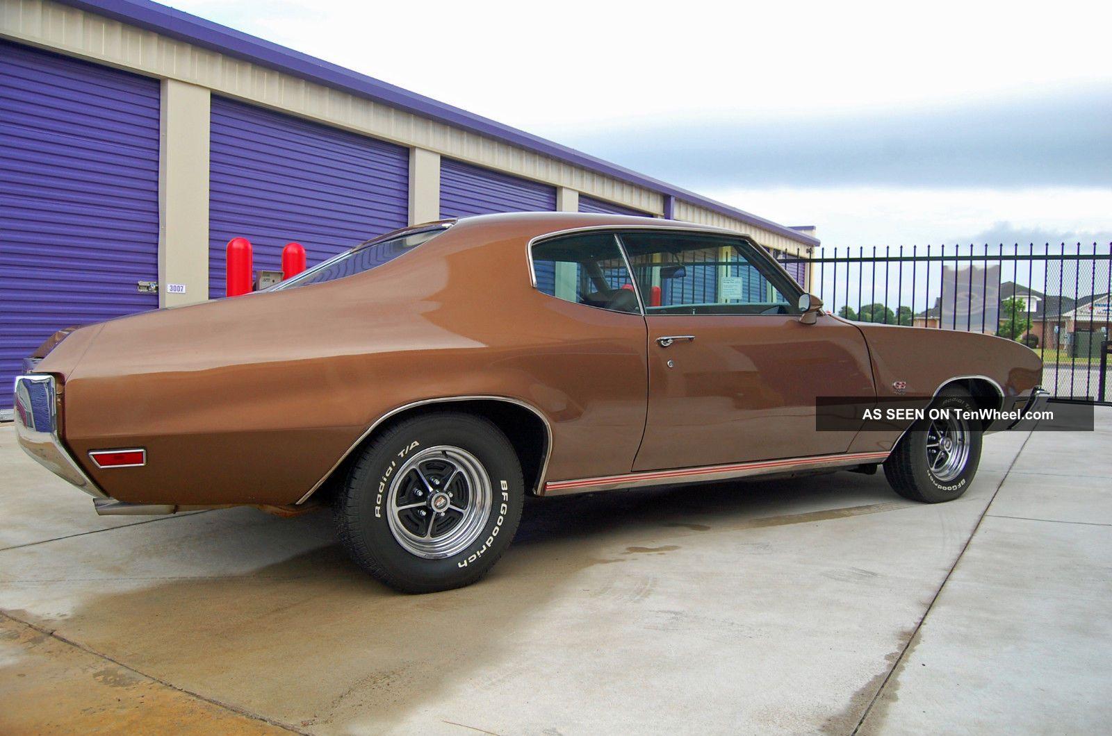 Classic Buick Skylark