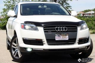 2008 Audi Q7 3.  6l Premium Awd Rear Camera Running Boards photo