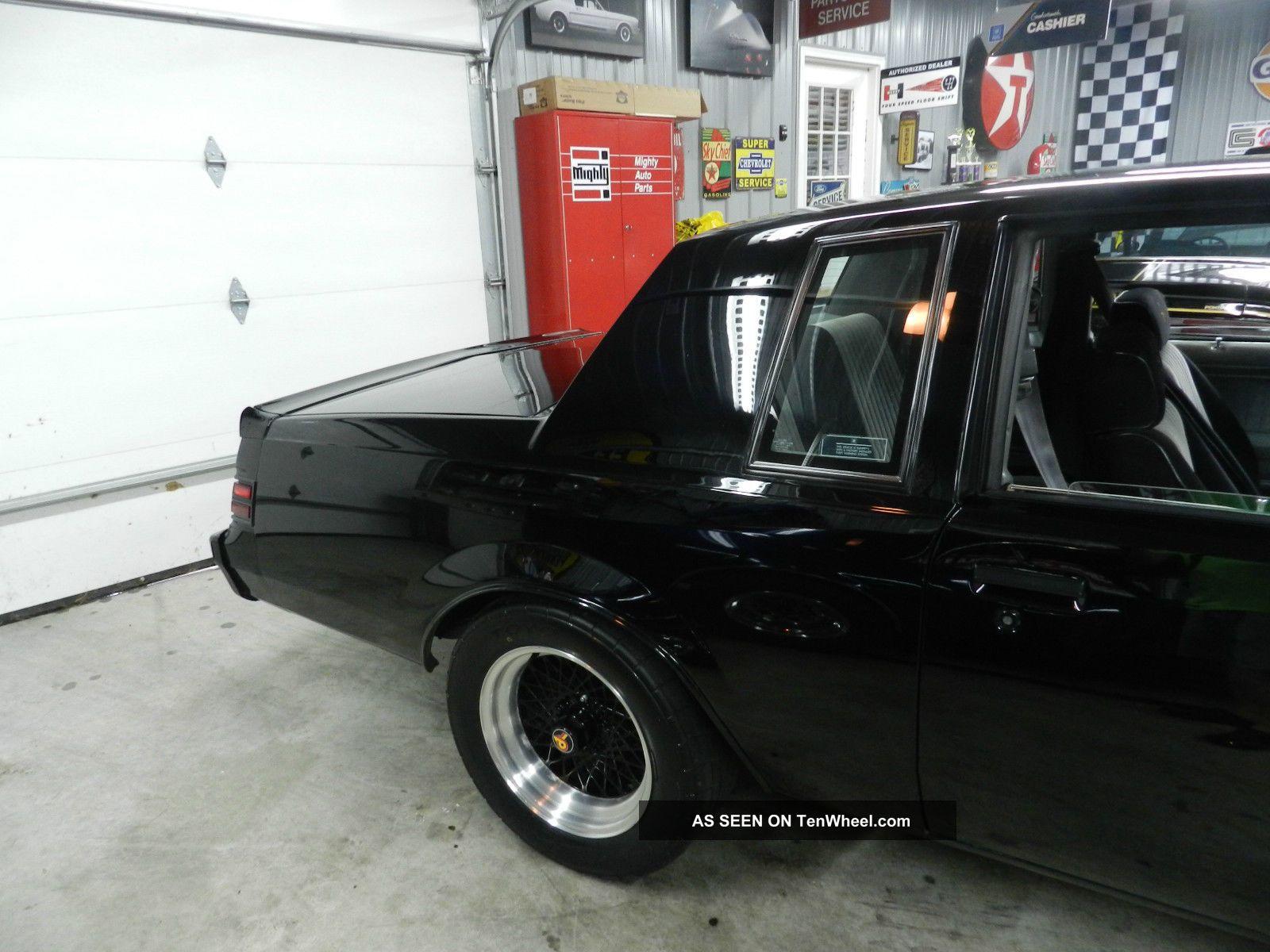 1986 buick grand national modded built 10 sec turbo gn gnx 87 regal. Black Bedroom Furniture Sets. Home Design Ideas