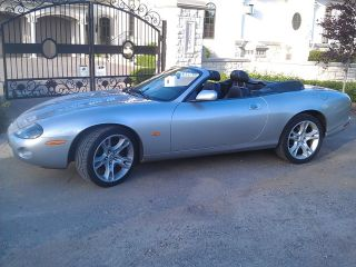 2004 Jaguar Xk8 Base Convertible 2 - Door 4.  2l photo