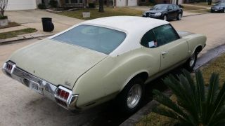 1972 Oldsmobile Cutlass S 7.  5l (updated Status Of Vehicle) photo