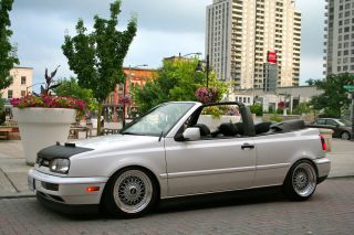 1997 Volkswagen Cabrio Vr6 Supercharged photo