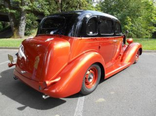 Awesome Hot Rod 1935 Plymouth Sedan Custom Street Rod Dodge Mopar Ford photo