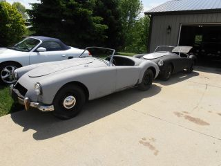 1957 Mg Mga Base photo