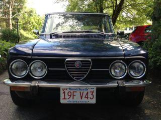 1975 Alfa Romeo Giulia Nuova 2.  0l Weber photo