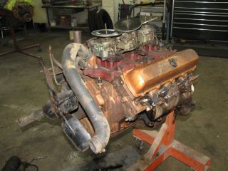 1966 Oldsmobile 442 L79 400 Tri Power Engine W - 30 ? photo