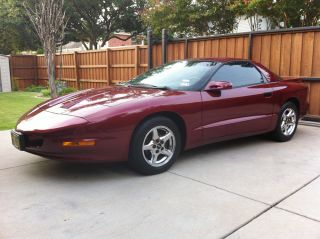 1994 Pontiac Firebird Formula photo