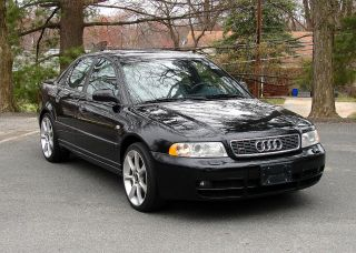 2000 Audi S4 Twin Turbo V6 All Wheel Drive Condition photo