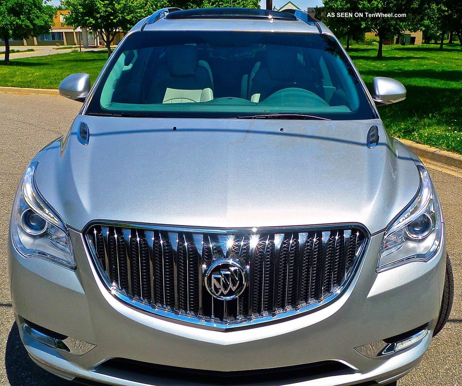 2013 Buicks: 2013 Buick Enclave / / / Rear Camera / Blis / Park Assist