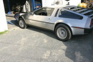 1981 Delorean Garage Kept 52,  000 Mi Extremely Condition Auto,  Ac,  Pw,  Cd photo
