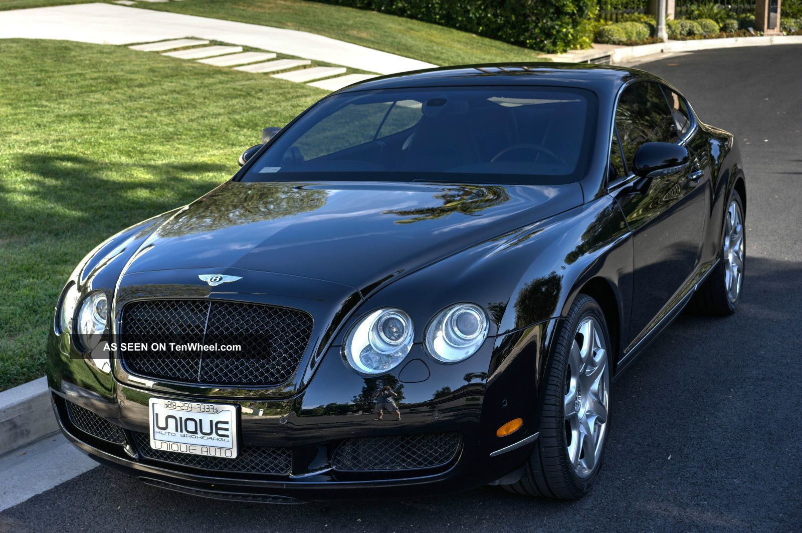 2006 bentley continental gt coupe 2 door 6 0l continental gt photo. Cars Review. Best American Auto & Cars Review