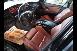 2006 Bmw 550i Base Sedan 4 - Door 4.  8l photo