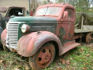 1939 Chevrolet 1.  5 Ton Truck For Restore Or Hot Rod,  Carhauler photo