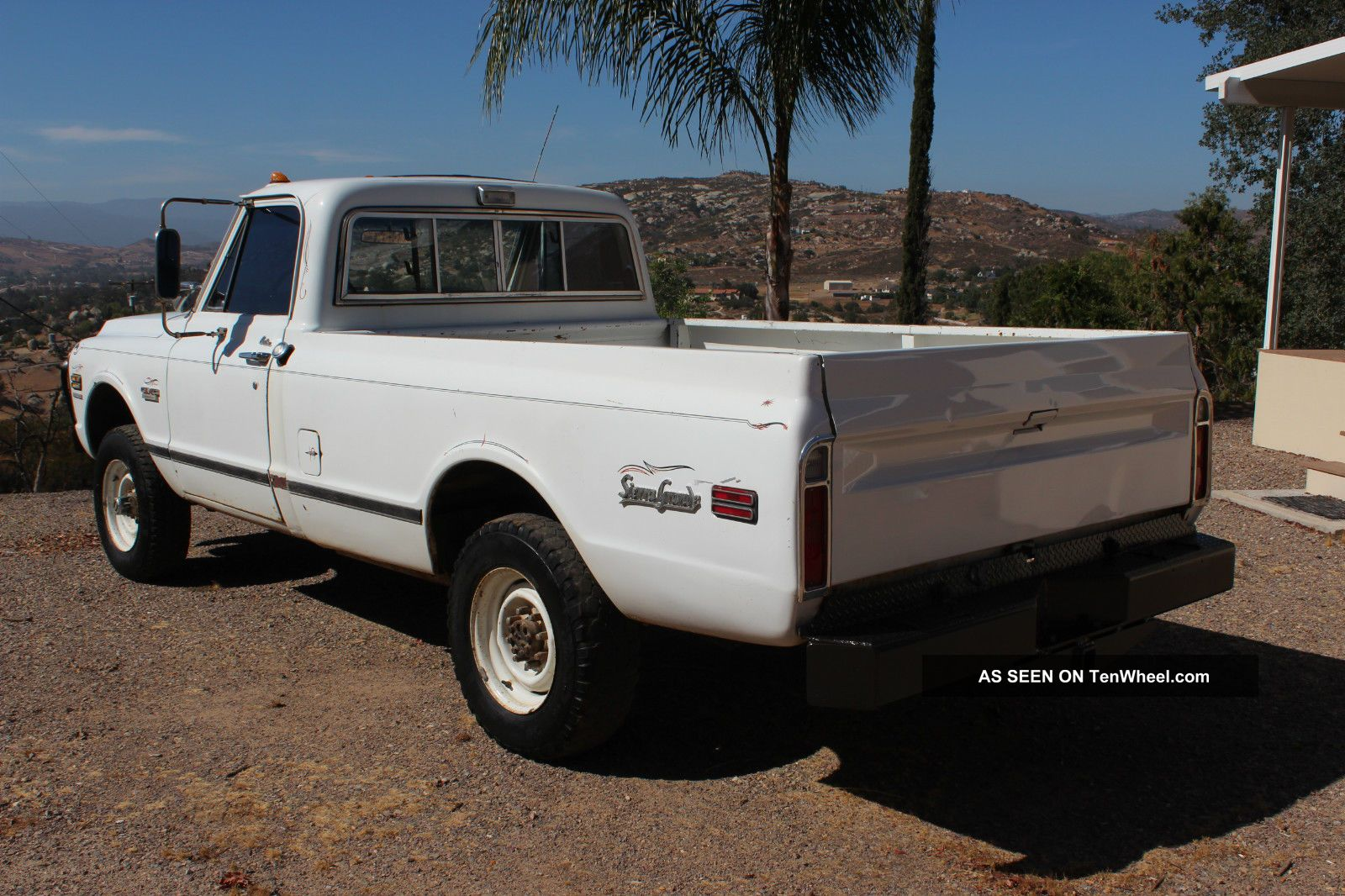 1970 gmc chevy k20 4x4 3 4 ton. Black Bedroom Furniture Sets. Home Design Ideas