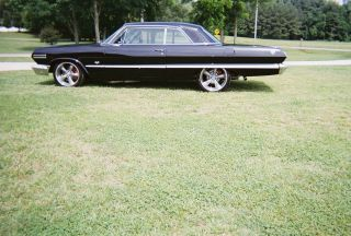1963 Chevy Impala Ss Black On Black photo