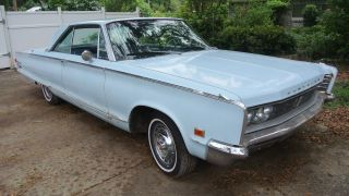 1966 Chrysler Newport Coupe photo
