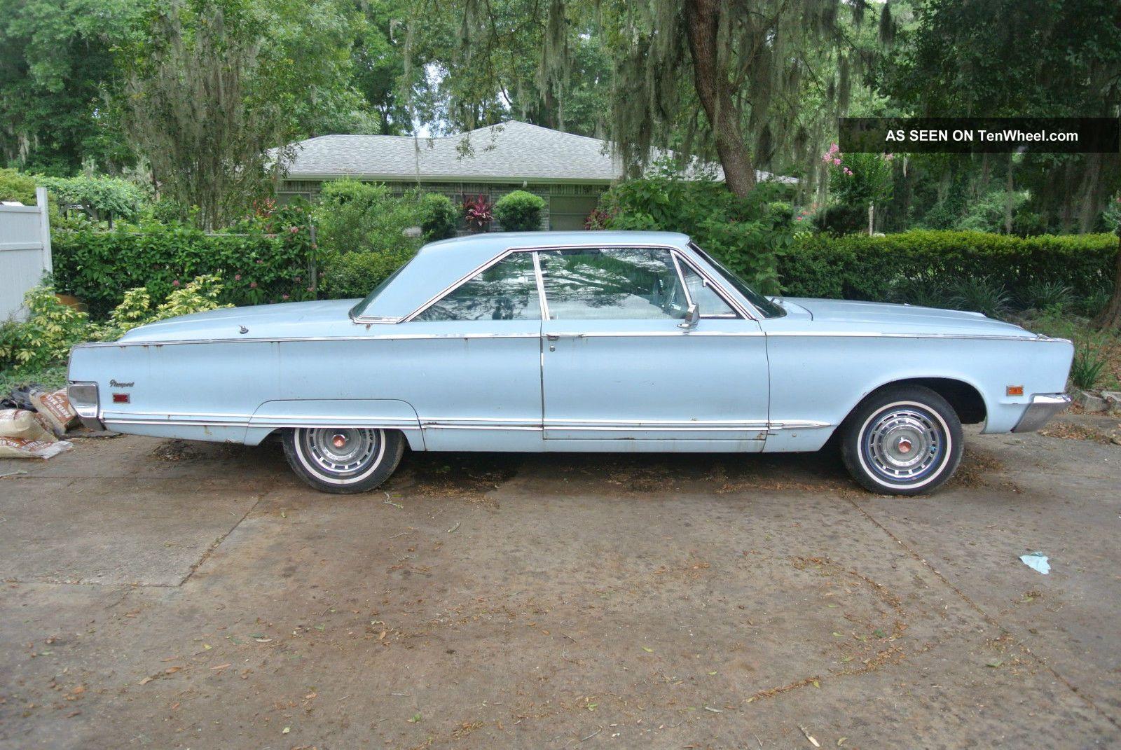 1966 Chrysler Newport Coupe