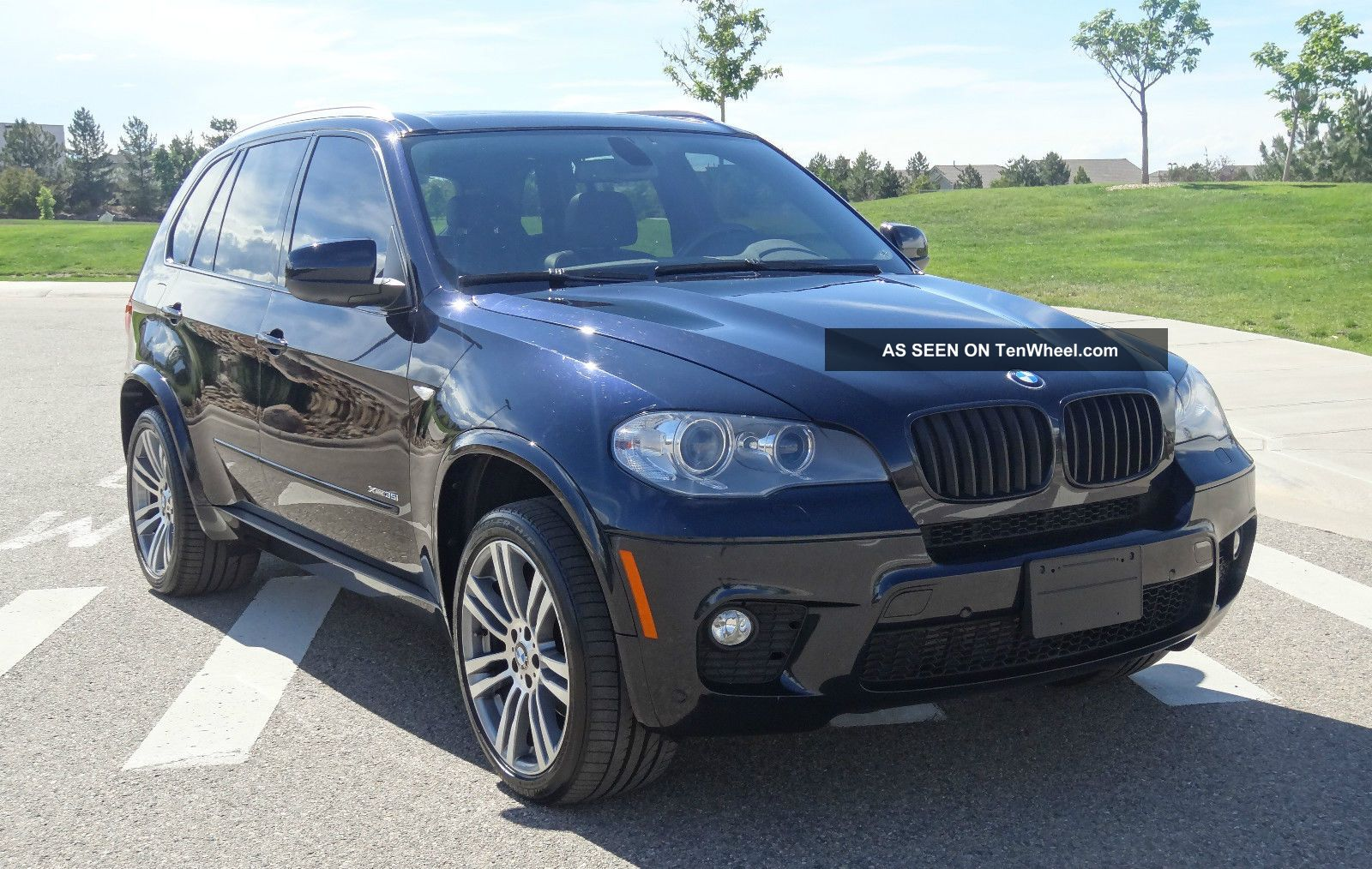 2012 bmw x5 xdrive35i 3 5 3 5i m package must sell. Black Bedroom Furniture Sets. Home Design Ideas