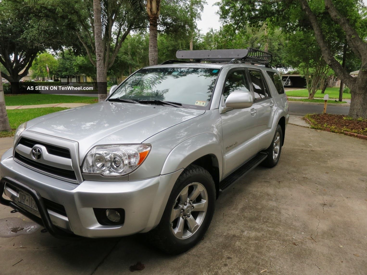 2006 Toyota 4runner Limited Sport Utility 4 - Door 4.  0l 4Runner photo