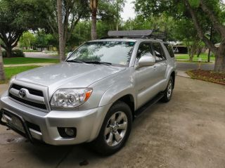 2006 Toyota 4runner Limited Sport Utility 4 - Door 4.  0l photo
