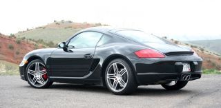 2008 Porsche Cayman S - Porsche Design Edition 1 - Turbocharged photo