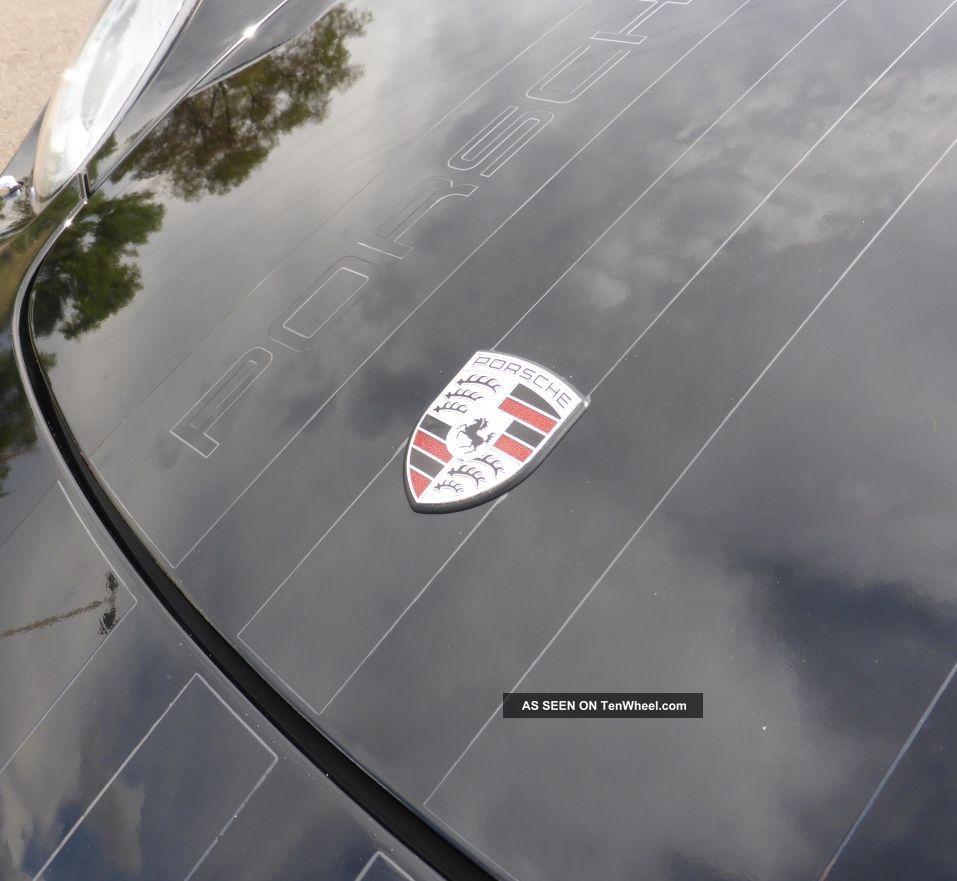 2014 Porsche Cayman Transmission: Porsche Design Edition 1