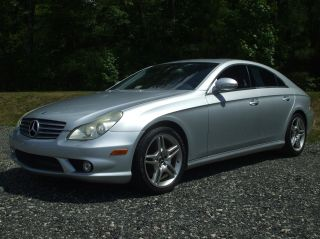 2006 Mercdes - Benz Cls - 500 Amg photo