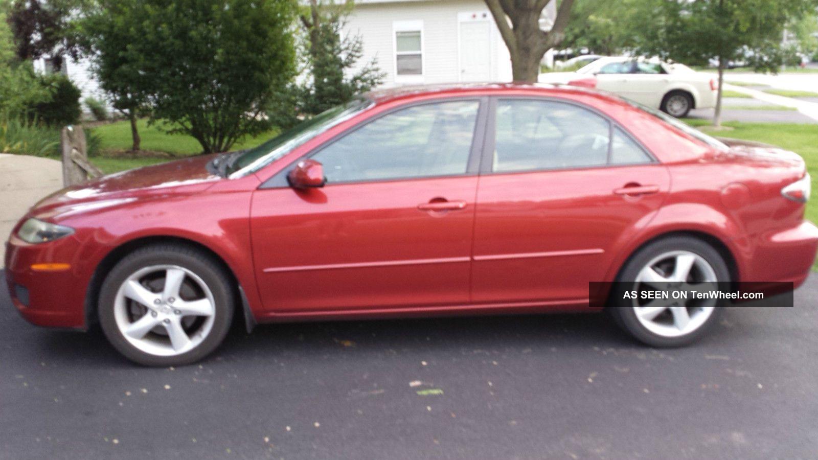 2006 Mazda 6 S Sedan 4 - Door 3.  0l Mazda6 photo