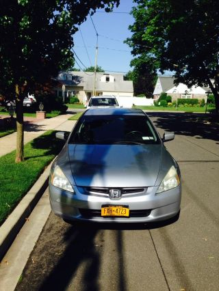 2004 Honda Accord Lx Sedan 4 - Door 3.  0l photo