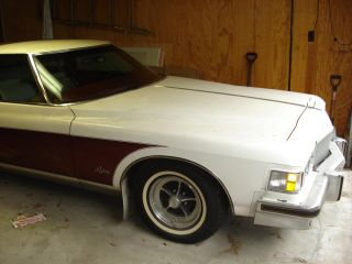 1975 Buick Riviera Base Coupe 2 - Door 7.  5l photo