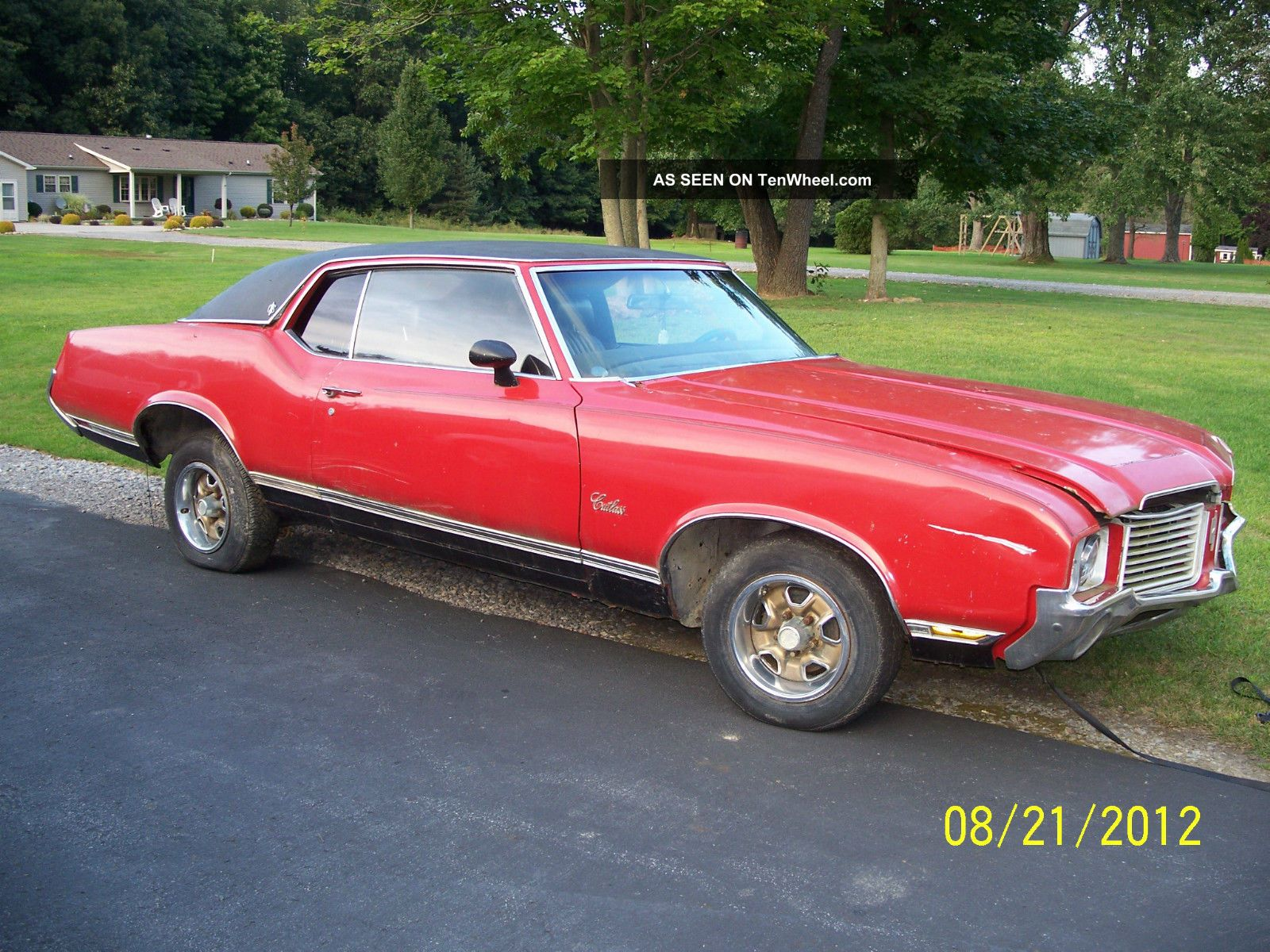 1971 Oldsmobile Cutlass Supreme Cutlass photo